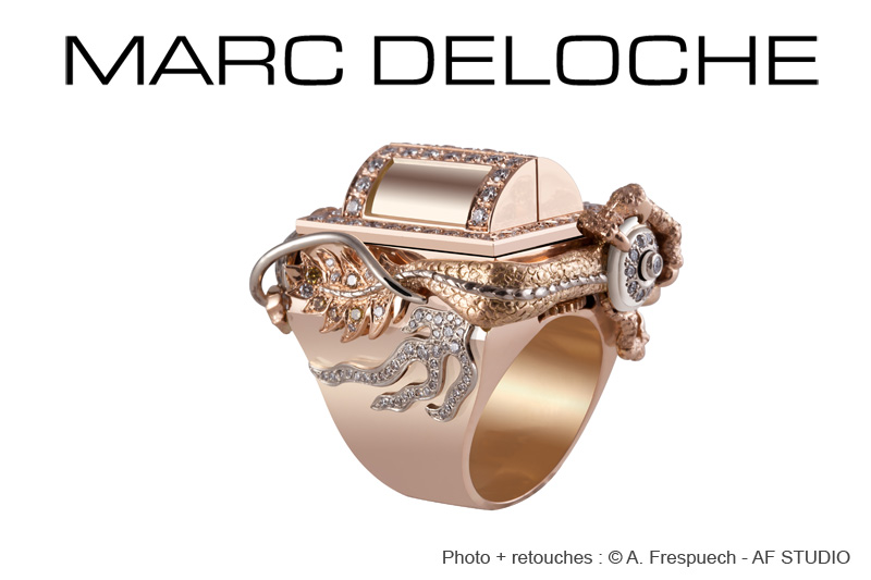 Packshot bijoux joaillerie