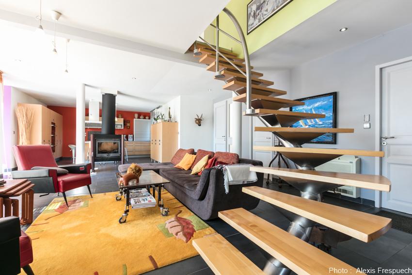Espaces atypiques immobilier photographe et studio photo for Espace atypique loft